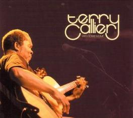 WELCOME HOME TERRY CALLIER, CD