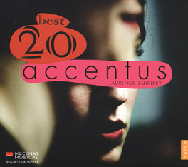 BEST 20 LAURENCE EQUILBEY ACCENTUS, CD