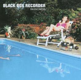 PASSIONOIA BLACK BOX RECORDER, CD