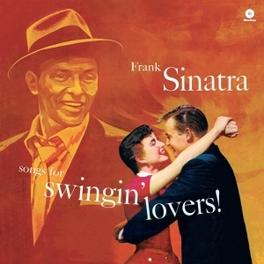 SONGS FOR SWINGIN'.. -HQ- .. LOVERS/180GR. FRANK SINATRA, Vinyl LP