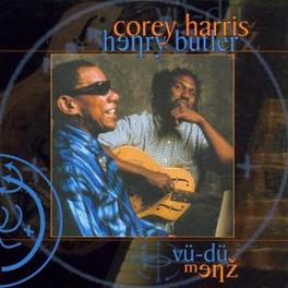 VU-DU MENZ Audio CD, COREY/HENRY BUTLE HARRIS, CD