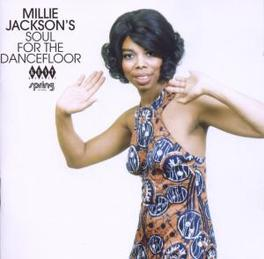 SOUL FOR THE DANCEFLOOR Audio CD, MILLIE JACKSON, CD