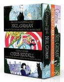 Neil Gaiman & Chris Riddell...