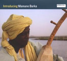 INTRODUCING FT. OUMAROU ADAMOU Audio CD, MAMANE BARKA, CD