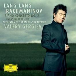 PIANO CONCERTO.. LANG LANG Audio CD, S. RACHMANINOV, CD