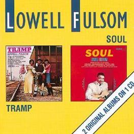 TRAMP & SOUL -2 ON 1- Audio CD, LOWELL FULSON, CD