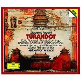 TURANDOT (COMPLETE) DOMINGO/WP/KARAJAN Audio CD, G. PUCCINI, CD