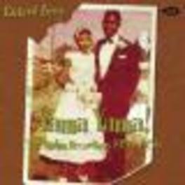 YAMA YAMA ! MODERN RECORDINGS 1954-1956 Audio CD, RICHARD BERRY, CD