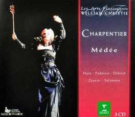 MEDEE WILLIAM CHRISTIE M.A. CHARPENTIER, CD