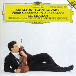VIOLINKONZERTE SHAHAM PO SINOPOLI Audio CD, SIBELIUS/TCHAIKOVSKY, CD