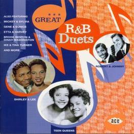 R&B DUETS -25TR- W/ BROOK BENTON & DINAH WASHINGTON, GENE & EUNICE Audio CD, V/A, CD