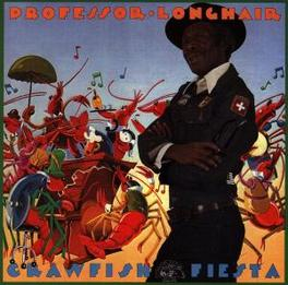 CRAWFISH FIESTA Audio CD, PROFESSOR LONGHAIR, CD