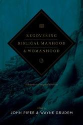 Recovering Biblical Manhood...