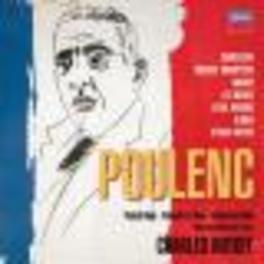 CONCERTO ORCH.NAT.DE FRANCE/CHARLES DUTOIT Audio CD, F. POULENC, CD