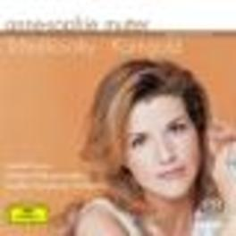 VIOLIN CONCERTOS TCHAIKOV WIENER PHIL., LONDON S.O./ANDRE PREVIN Super Audio CD, MUTTER, ANNE-SOPHIE, CD