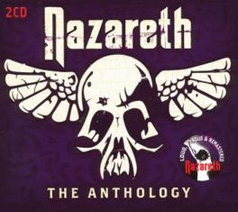ANTHOLOGY CAREER RETROSPECTIVE Audio CD, NAZARETH, CD