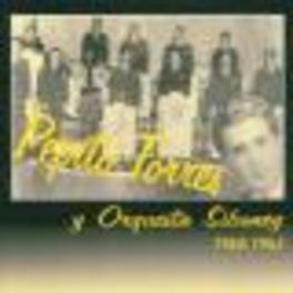 1940-1943 Y SU ORQUESTRA SIBONEY Audio CD, PEPITO TORRES, CD