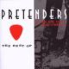 BREAK UP THE CONCRETE NEW ALBUM 'BREAK UP THE CONCRETE' + 22-TR BEST OF Audio CD, PRETENDERS, CD