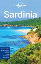 LONELY PLANET SARDINIA 6/E