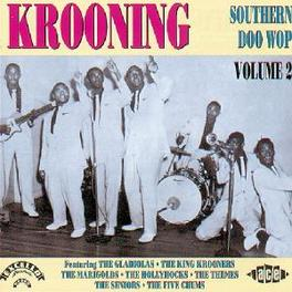 KROONING 24 VOCAL GROUPS W/KING KROONERS, FIVE CHUMS, THEMEES Audio CD, V/A, CD