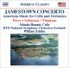 JAMESTOWN CONCERTO RTE NATIONAL S.O./HANANI//WORKS:PERRY/SCHUMAN/THOMSON Audio CD, V/A, CD
