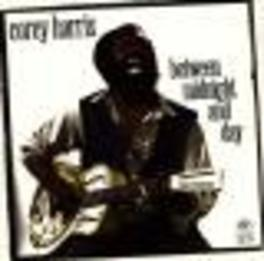 BETWEEN MIDNIGHT & DAY Audio CD, COREY HARRIS, CD