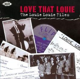 LOVE THAT LOUIE 24 TR. TRACING THE HISTORY OF 'LOUIE, LOUIE' Audio CD, V/A, CD