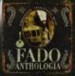 FADO ANTHOLOGY A.RODRIGUES/MARIZA/D.ONTES Audio CD, V/A, CD