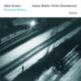 ADAGIO/SYM.NO.14 KREMERATA BALTICA/GIDON KREMER Audio CD, MAHLER/SHOSTAKOVICH, CD