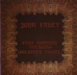 FARE FORWARD VOYAGERS 1973 ALBUM Audio CD, JOHN FAHEY, CD