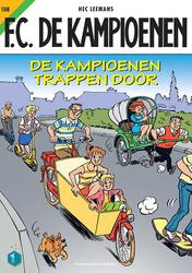 FC DE KAMPIOENEN 108. DE KAMPIOENEN TRAPPEN DOOR