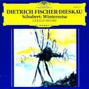 DIE WINTERREISE W/DIETRICH FISCHER-DIESKAU/MOORE-PIANO