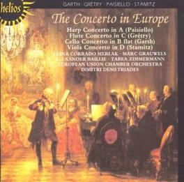 COCNERTO IN EUROPE Audio CD, V/A, CD