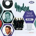 MODERN VOCAL GROUPS 5 24 CLASSICS W/CADETS/JESSE BELVIN/HAWKS