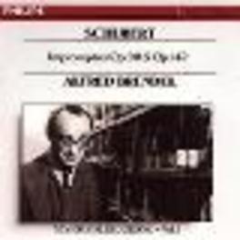 IMPROMPTUS OP.90 & OP.142 Audio CD, F. SCHUBERT, CD