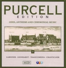 EDITION ANTHEMS, ODES & I Audio CD, H. PURCELL, CD