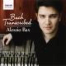 BACH TRANSCRIBED ALESSIO BAX Audio CD, J.S. BACH, CD