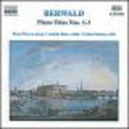 PIANO TRIOS VOL.1 W/ILONA PRUNYI-PIANO, ANDRAS KISS-VIOLIN, CSABA ONCZAY F. BERWALD, CD