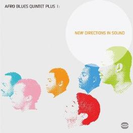 NEW DIRECTIONS IN SOUND Audio CD, AFRO BLUES QUINTET, CD