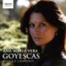 GOYESCAS ANA-MARIA VERA Audio CD, E. GRANADOS, CD