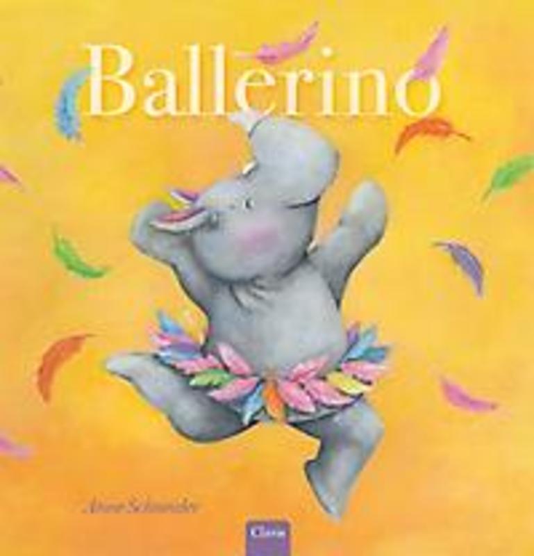 Ballerino. Schneider, Anne, Hardcover