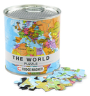 WORLD PUZZLE MAGNETS MINI -...