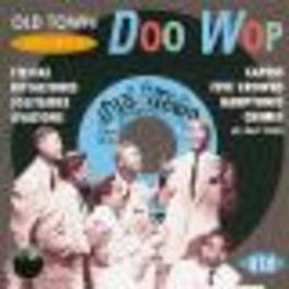 OLD TOWN DOO-WOP VOL.2 25 TRACK R&R/DOO WOP Audio CD, V/A, CD