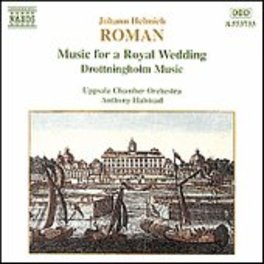ROMAN MUSIC FOR A ROYAL W ...WEDDING V/A, CD