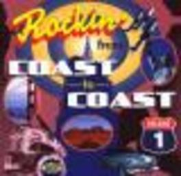 ROCKIN' FROM COAST TO COA W/ SAM BUTERA, JOE SOUTH, ROY CLARK, TINY LEWIS, VALIAN Audio CD, V/A, CD