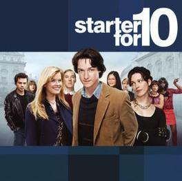 STARTER FOR TEN W/ CURE, PSYCHEDELIC FURS, BUZZCOCKS, KATE BUSH Audio CD, OST, CD