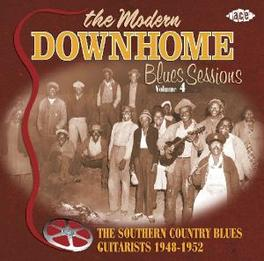 MODERN DOWNHOME BLUES 4 W/ALEXANDER MOORE/JESSE THOMAS/LEROY SIMPSON/A.O. Audio CD, V/A, CD