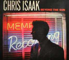 BEYOND THE SUN CHRIS ISAAK, CD
