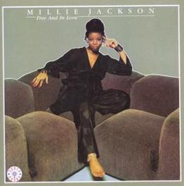 FREE & IN LOVE Audio CD, MILLIE JACKSON, CD