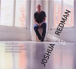 COMPASS NSJ 2012 Audio CD, JOSHUA REDMAN, CD